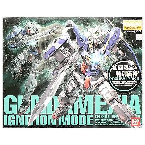 Gundam 00 Exia Ignition Mode Model Kit