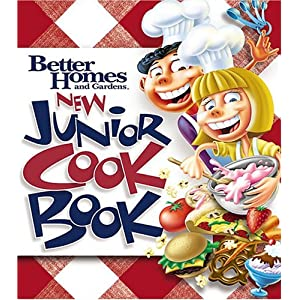 Kids In The Kitchen Better Homes And Gardens New Junior Cookbook Review Real Mom Kitchen