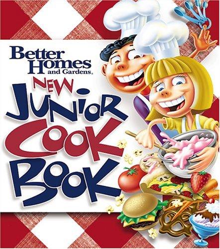 New Junior Cookbook (Better Homes & Gardens Cooking)