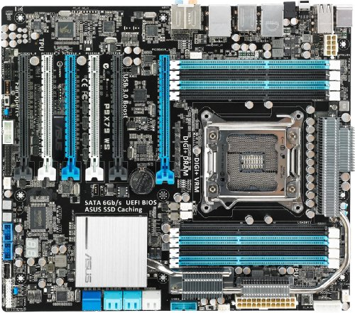 Asus P9X79 Workstation Series Motherboard
