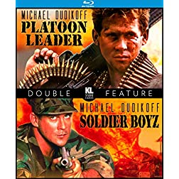 Platoon Leader / Soldier Boyz [Blu-ray]