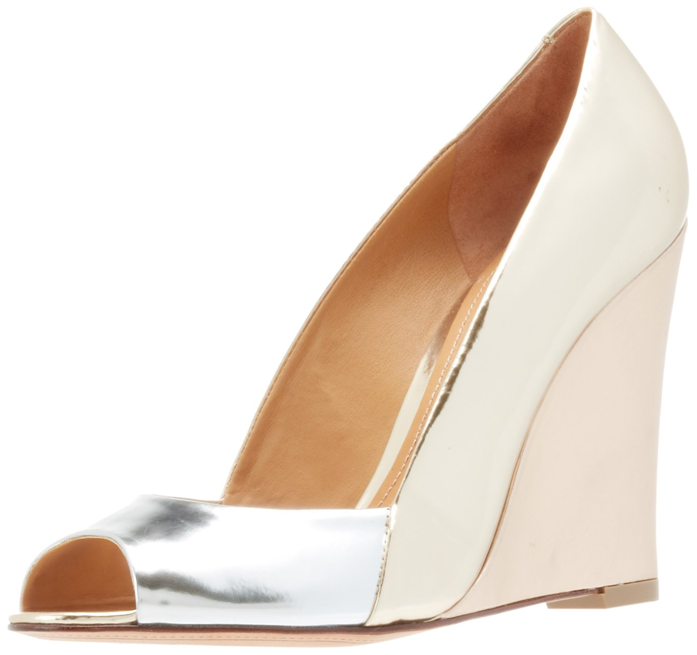 has anyone hear ofworn schutz shoes wedding wedges wedding wedge shoes They re over so I m a little scared to commit but am also at the point where I m ready to just splurge on wedges I actually like