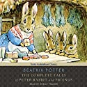 The Complete Tales of Beatrix Potter (       UNABRIDGED) by Beatrix Potter Narrated by Shelly Frasier