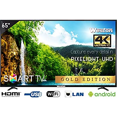 "Weston WEL-6500 165 CM (65"") 4K (UHD) Smart LED TV"