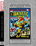img - for Marvel Masterworks: The Fantastic Four Volume 15 book / textbook / text book