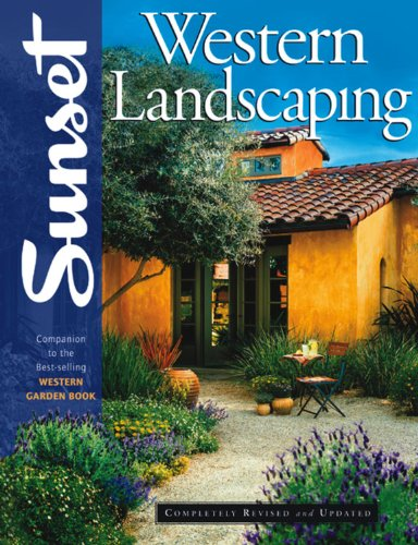 Western Landscaping Book: Companion to the Best-Selling Western Garden Book, Kathleen Norris Brenzel