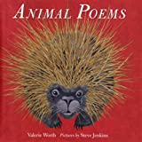 Animal Poems (0374380570) by Worth, Valerie
