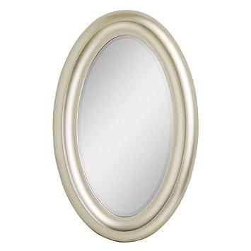 Protege Homeware Champagne Finish Frame Wall Mirror