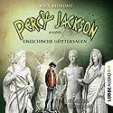 Percy Jackson erzählt: Griechische Göttersagen (Percy Jackson erzählt 1) Hörbuch von Rick Riordan Gesprochen von: Marius Clarén