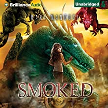 Smoked: Scorched, Book 3 (       UNABRIDGED) by Mari Mancusi Narrated by Miriam Volle