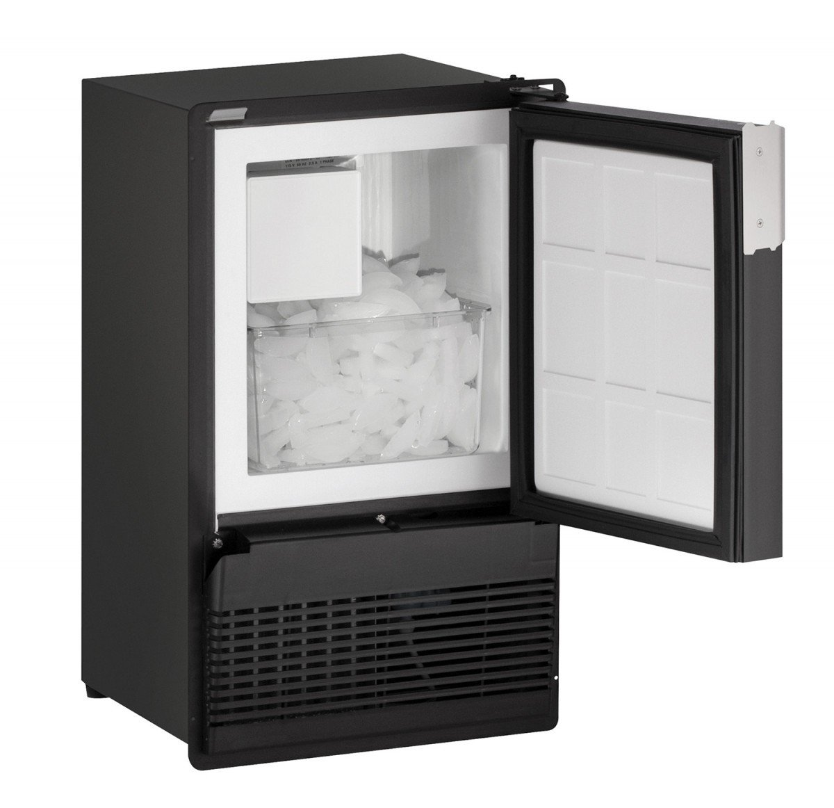 U-Line BI95FCB Marine & RV Ice Maker - Black