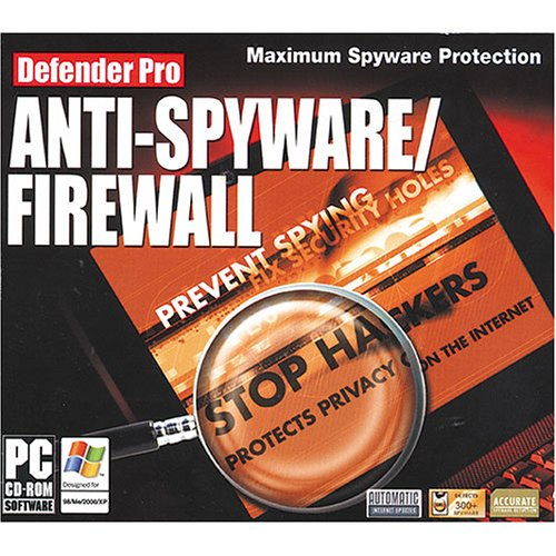 Defender Pro Anti-Spyware/Firewall