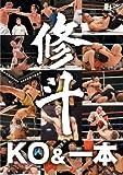 修斗THE COMPLETE KO & 一本 [DVD]