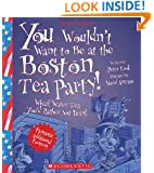 You Wouldn't Want to Be at the Boston Tea Party!: Wharf Water Tea You'd Rather Not Drink