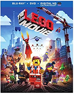 The LEGO Movie (Blu-ray + DVD + UltraViolet Combo Pack)