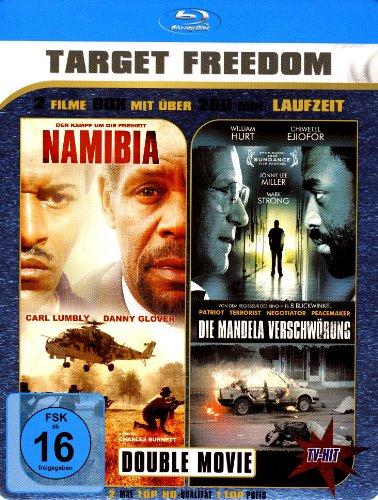 Target Freedom - Namibia & Die Mandela Verschwörung [2 DVD Box] [Blu-ray]