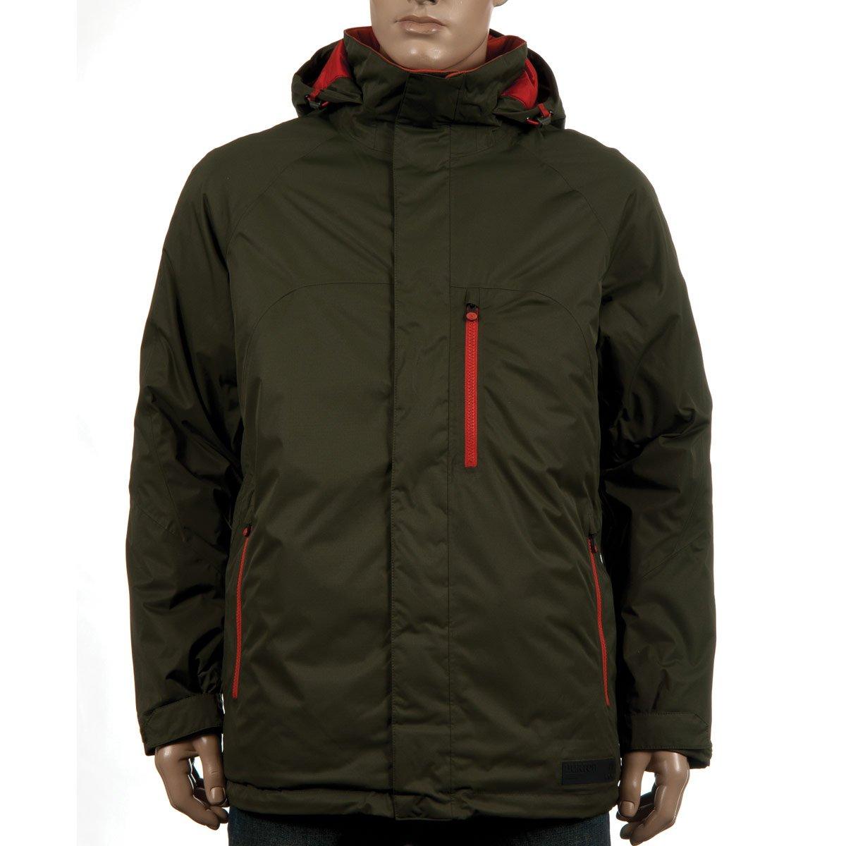 Burton Hostile Snowboard Jacket Schwag Green günstig bestellen