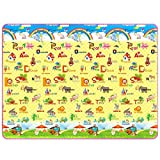 Hee Grand Baby Kid Toddler Crawl Mat Playing Carpet Playmat B