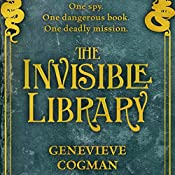 The Invisible Library   Genevieve Cogman