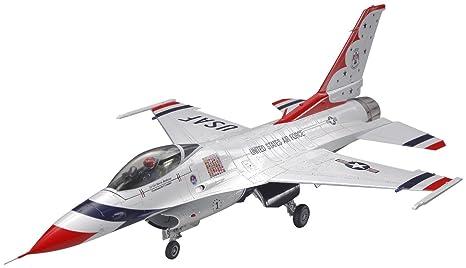 Tamiya - 61102 - Maquette - F-16C Block 32 / 52 Thunderbirds - Echelle 1:48