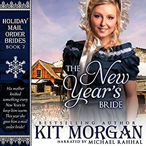 The New Year's Bride Audiobook