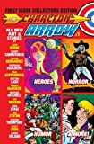 img - for The Charlton Arrow #1: First Issue Collectors Edition (Volume 1) book / textbook / text book