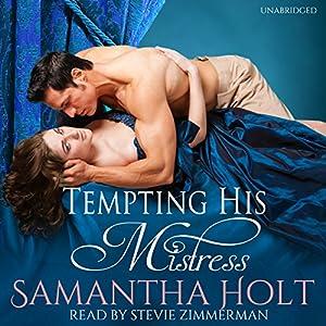 Tempting His Mistress Audiobook