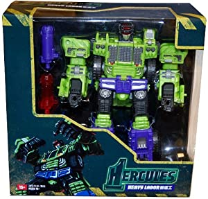Transformers Hercules Heavy Labor