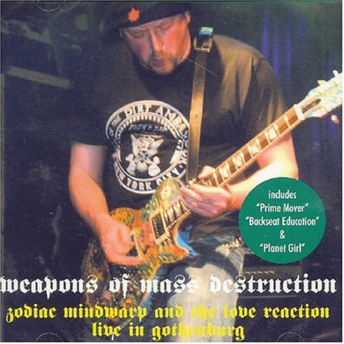 Weapons Of Mass Destruction (2004 Live Album)