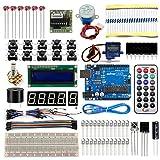 Arduinoをはじめよう 互換キット UNO R3対応互換ボード 初心者専用実験キット 基本部品セット20 in 1 Arduino sidekick basic kit ランキングお取り寄せ
