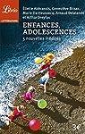 Enfances, adolescences : 5 nouvelles inédites par Abecassis