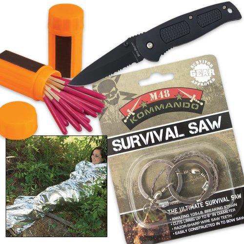 Minimalist Survival Kit
