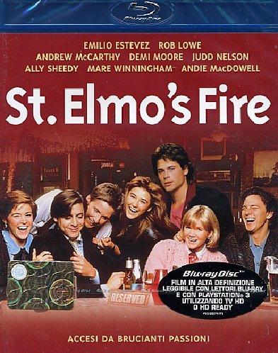 St. Elmo's fire [Blu-ray] [IT Import]