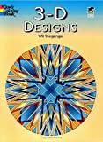 3-D Designs (Dover Design Coloring Books)