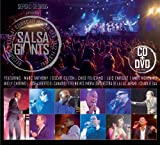 Sergio George Presents Salsa Giants (Live) (CD/DVD)