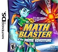 Math Blaster Prime Adventure NDS from Majesco Sales Inc.