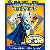 Megamind (Two-Disc Blu-ray/DVD Combo) ~ Will Ferrell
