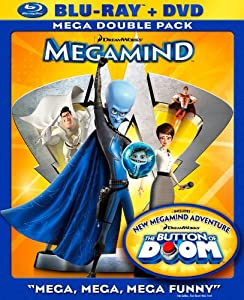 Megamind (Two-Disc Blu-ray/DVD Combo)