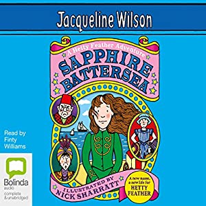 Sapphire Battersea: A Hetty Feather Book | [Jacqueline Wilson]