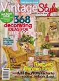 Vintage Style Magazine Summer 2013 (Country Almanac #165)
