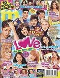 One Direction, Bella Thorne, Zendaya Coleman, Big Time Rush, Justin Bieber, FREE Posters & MEGAS - June, 2012 M Magazine