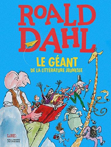 Roald Dahl : le géant de la littérature de jeunesse