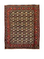 L'EDEN DEL TAPPETO Alfombra Uzebekistan Rojo/Multicolor 250 x 297 cm
