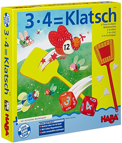 HABA 4538 - 3X4=Klatsch