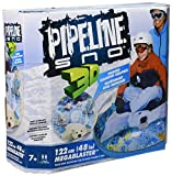 Pipeline 3D MegaBlaster Polar Bear Cleartop Snow Tube, 54""