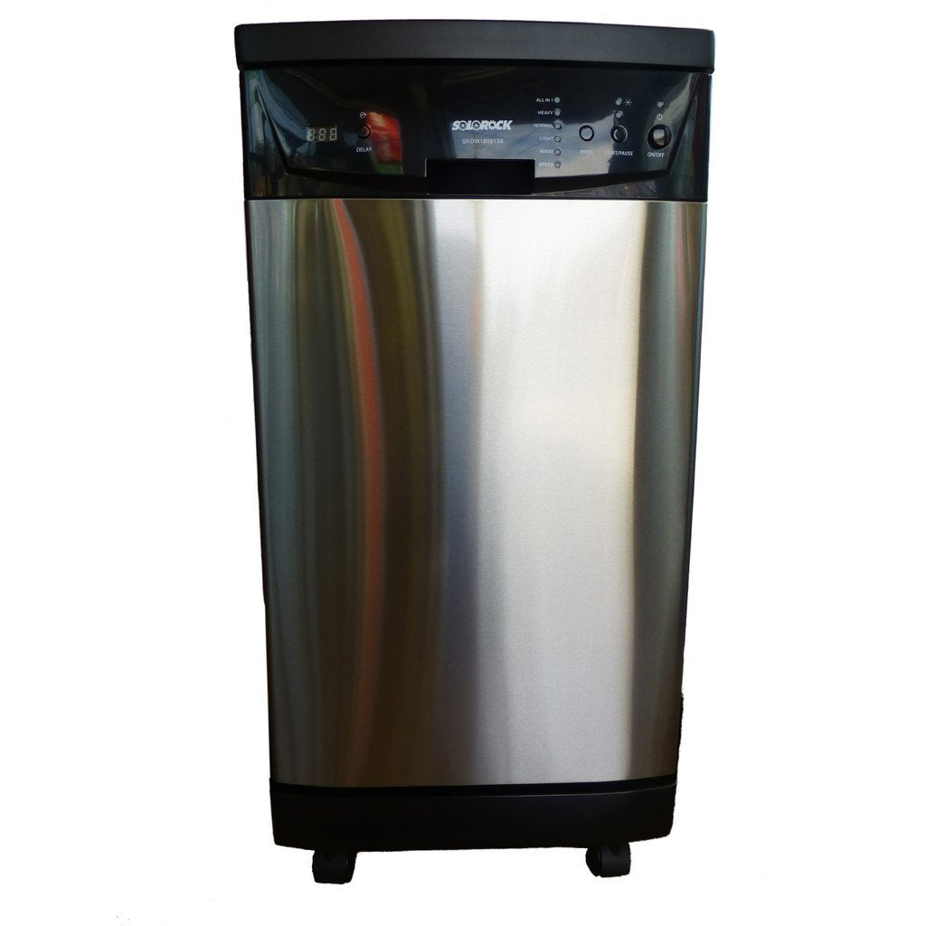 18? Portable Dishwasher ? Stainless Steel Check Price