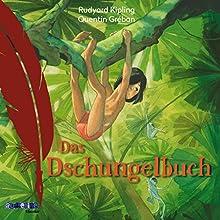 Das Dschungelbuch Hörbuch von Rudyard Kipling Gesprochen von: Jürgen Uter