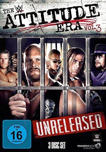 WWE - The Attitude Era, Vol. 3 [3 DVDs]