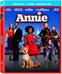 Annie [Blu-ray + DVD + UltraViolet Di...