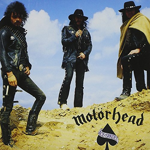 MOTORHEAD - Ace Of Spades (1996 Uk Reissue) - Zortam Music